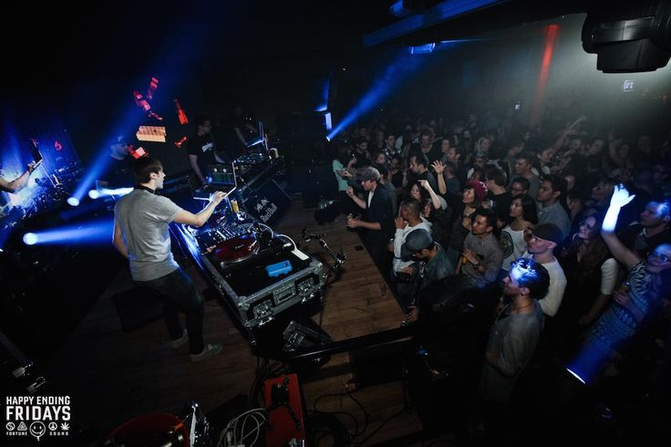 Fortune Sound Club is located in the heart of Vancouver's Chinatown and is the host of many shows and events.