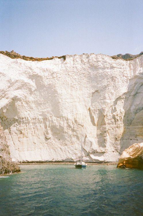 Milos island, Greece