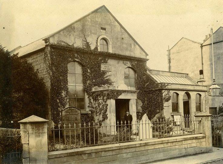 Union Chapel, Combe Down, Bath c. 1900