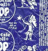 Tootsie Pop Indian Wrapper Myth! With my friends the story went that you got a free BIRTHDAY party from Tootsie.