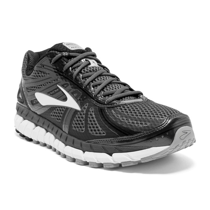 Beast 16 road-running shoes are the most stable and supportive shoes by  Brooks.