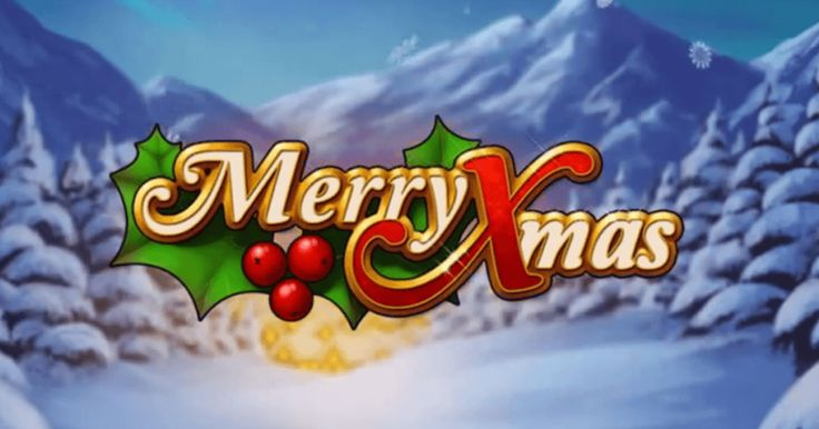 Designed by the guys from Play'n GO, Merry Xmas is your typical Christmas themed slot machine.