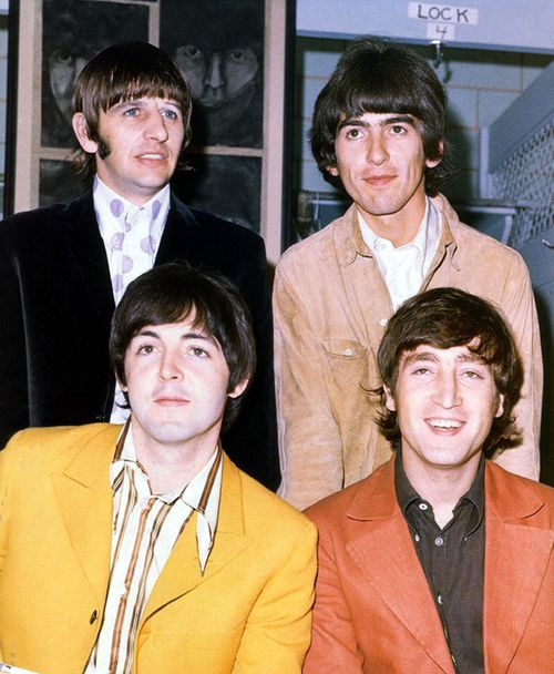 The Beatles, 1966.