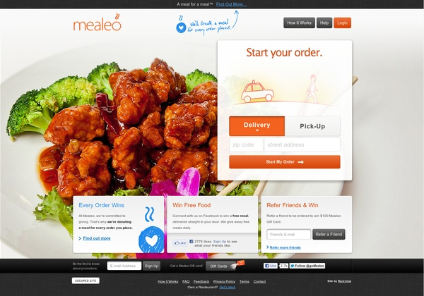 Mealeo coupons