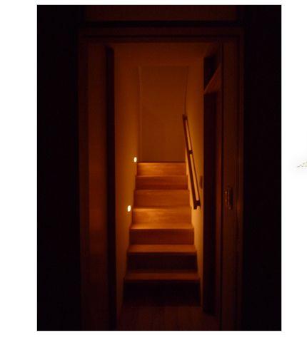 階段フットライト