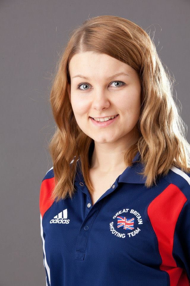 Sheree Cox, Team GB Shooter for air rifle and small bore rifle. #whoami on Twitter.
