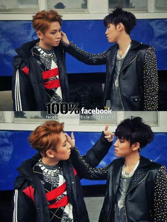 Chanyong and Jonghwan