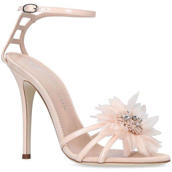 Giuseppe Zanotti Flower Sandals 115