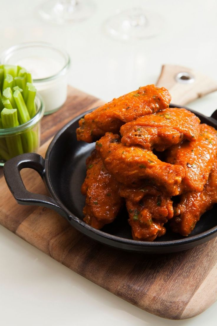 10 Easy Chicken Wings Recipes
