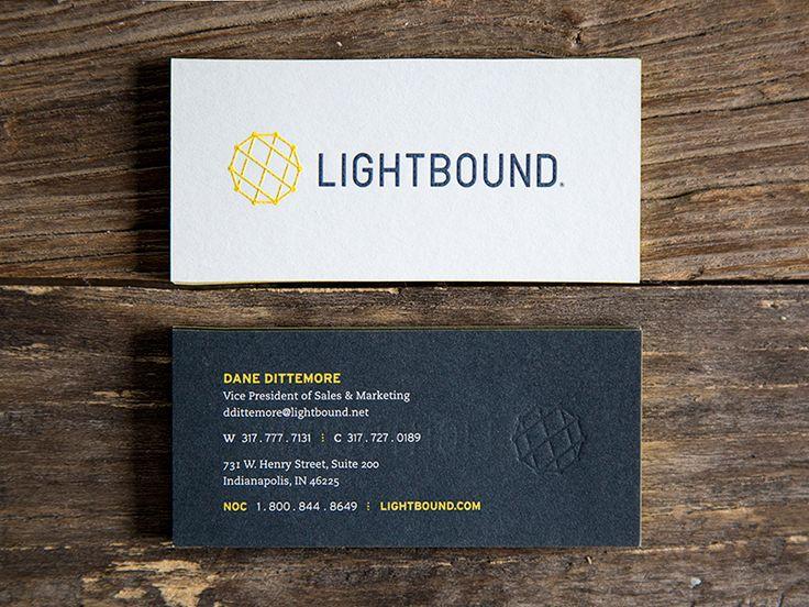 14 best for finger byte logo images on pinterest shots logo dribbble lightboundbusiness card by jon mcclure reheart Gallery