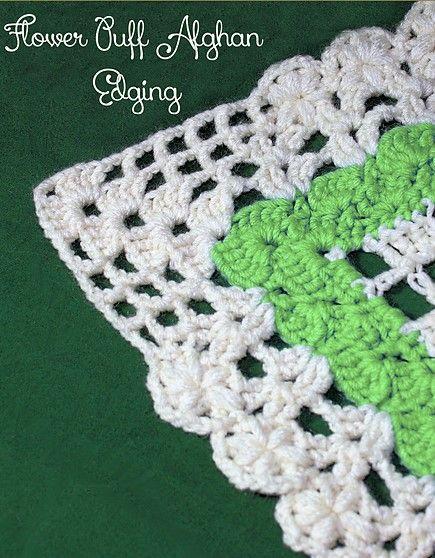 [Free Pattern] 20 Beautiful Crochet Edging Patterns