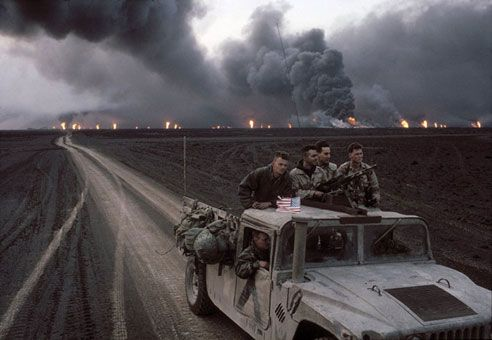 Bruno Barbey is a Moroccan-born French photographer (born 1941). Throughout his four-decade career he has traveled across five continents, photographing many wars.