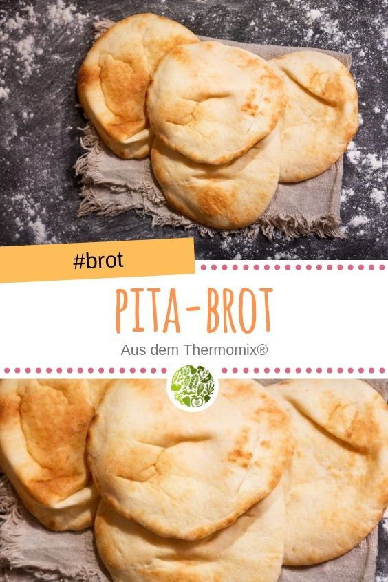 Pita bread from the Thermomix®