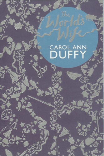 The World's Wife,  Carol Ann Duffy. Saw her read and loved it.