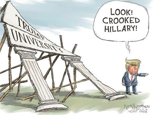 Nick Anderson Editorial Cartoon, June 02, 2016     on GoComics.com