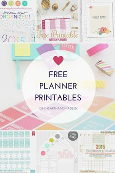Free Planner Printables Following from my recent Planner Posts, I decided it was high time I share my favourite Planner Printables from around the internet! These include: calendars, project planners, stickers and flags. There are lots for you to choose from! First up we have a pretty comprehensive planner system from The Handmade Home. FabnFree … … Continue reading →