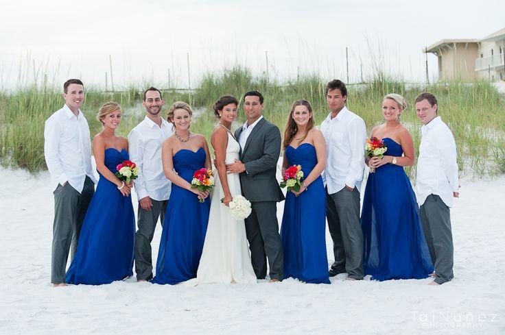 Wedding Colors Midnight Blue Grey