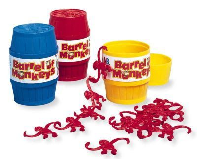 Barrel of Monkeys I still have mine