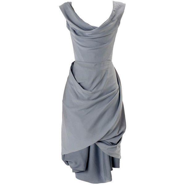 Vivienne Westwood Vivienne Westwood Short Peppermint Cocotte Dress ($2,890) ❤ liked on Polyvore