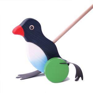 Süßes Schiebetier Pinguin bei Minamo