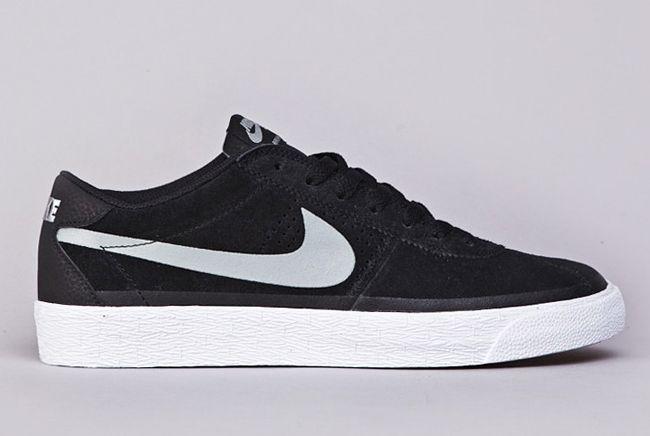 Nike SB Bruin Premium | Black, White & Base Grey