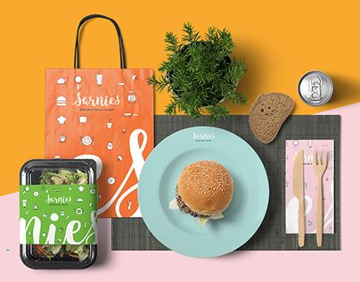 "Check out new work on my @Behance portfolio: ""Sarnies - Sandwiches & Salad Bar"" http://be.net/gallery/45542789/Sarnies-Sandwiches-Salad-Bar"