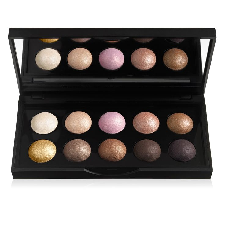 NEW Studio Baked Eyeshadow Palette in Texas