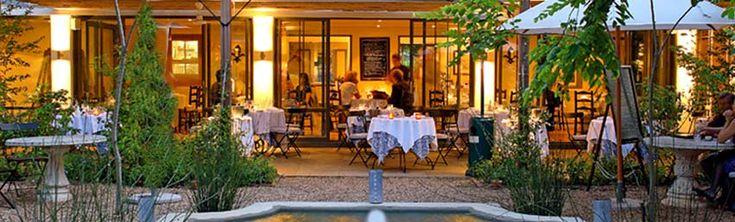 Constantia Uitsig - LA COLOMBE & RIVER CAFE