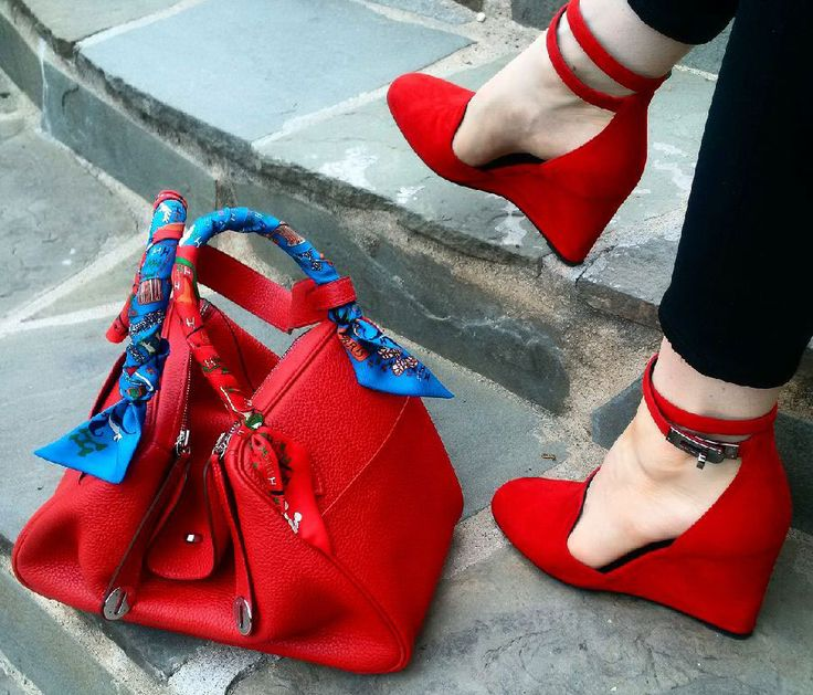 Hermes-Lindy-and-Wedge-Shoes