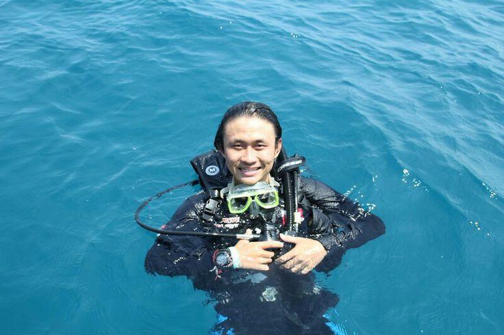 Surface Indonoor. Karimun Jawa