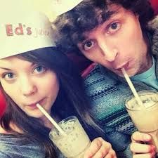 Joseph and Beth (Stampy and Sqaishey). I think if I had to have a real-life OTP this would be it. They're just so adorable!