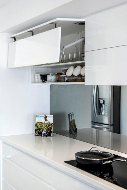 Here's how we look in Kitchens & Bathrooms Quarterly this month. A beautifully seamless and renewable surface.