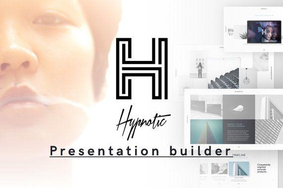 HYPNOTIC Presentation Builder by GoaShape on Etsy