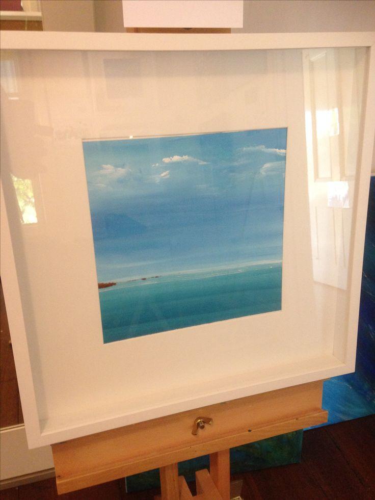 A - example of framed art 1.1