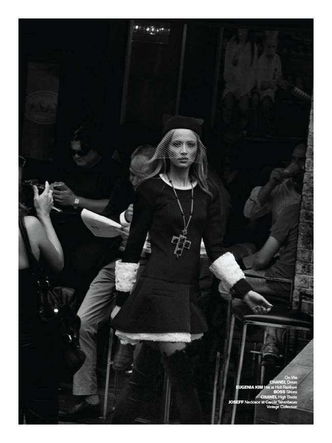 #chloemagazine #fashion #CHANEL #Holtrenfrew #style #judyinc #amarsanagenunova #dress #fashion #classic #look #inspiration