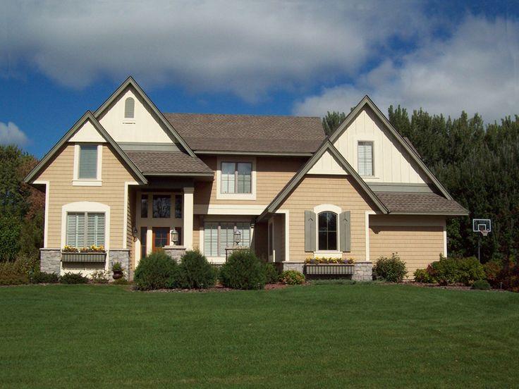 Best European Home Plans Images On Pinterest House Plans And - Traditional house plans traditional home plans