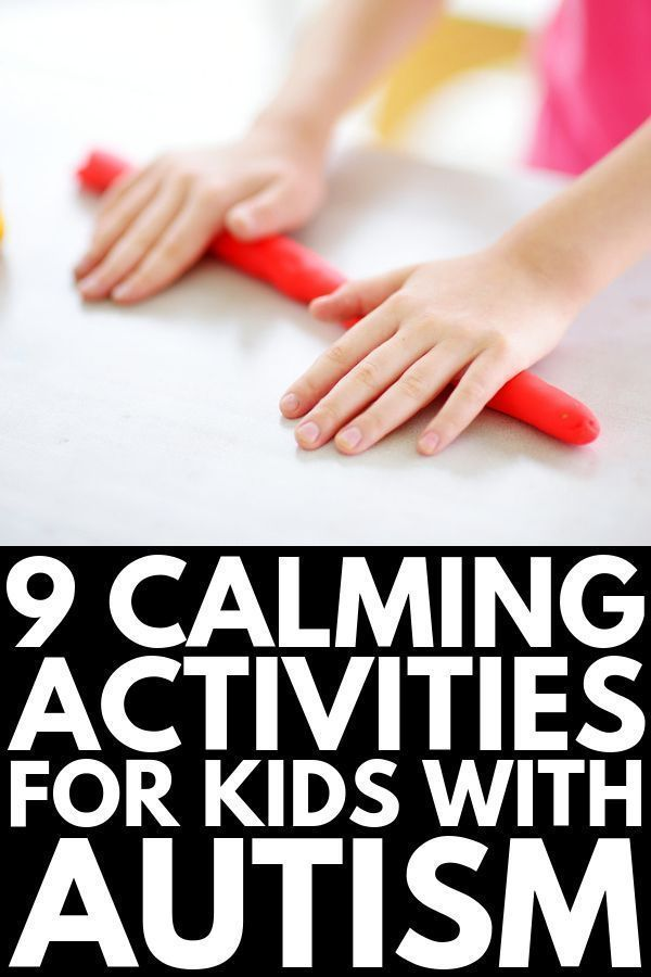 How to Calm an Autistic Child: 31 Tips for Managing Autistic