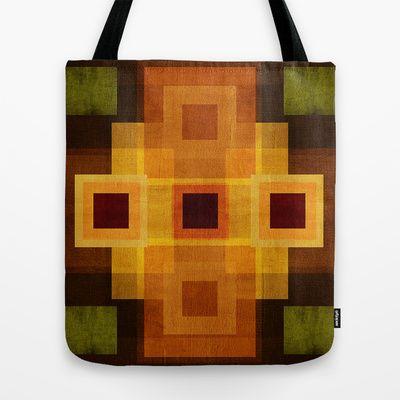 Textures/Abstract 95 Tote Bag by ViviGonzalezArt - $22.00