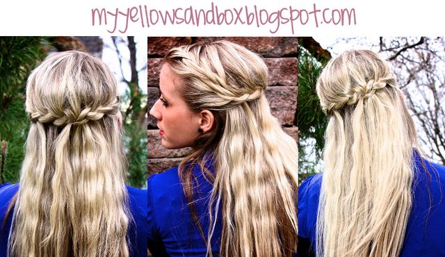 Great blog full of awesome hairstyle ideas: French Braids, Braids Hairstyles, Tutorials, Stuff, Hairstyle Ideas, Hair Style, Awesome Hairstyle, Hair Tips