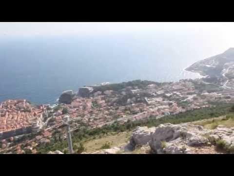 Dubrownik - Wzgórze Srđ - Chorwacja 2014 || http://crolove.pl/wzgorze-srd-w-dzien-i-w-nocy/ || #Srd# #Dubrownik #Dubrovnik #Chorwacja #Croatia #Hrvatska #Travel #Trip #summer