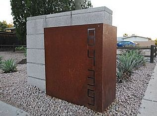 Mailbox idea - metal wrapped concrete