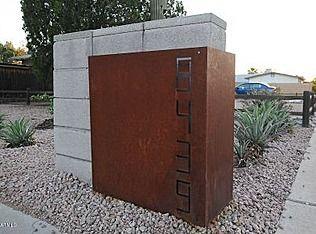 Mailbox idea - metal wrapped concrete