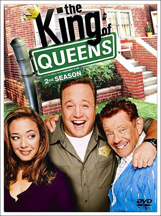 King of Queens | ● Kevin James - Doug Heffernan ● Leah Remini - Carrie Heffernan ● Jerry Stiller - Arthur Spooner