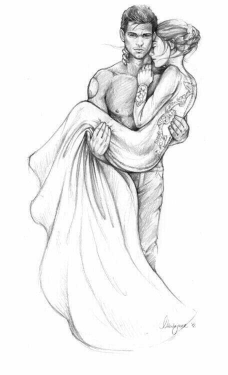 Ich möchte von dir lieb gehalten werden, Schatz. Es ist auch dein Wunsch? Daizo und Janna Kanazawa👫💘💍 –  – #zeichnungen