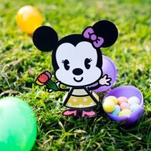 Cutie Minnie Mouse Easter Candy Box | Disney Easter Printables, Crafts, Egg Hold…   – Easter Printables