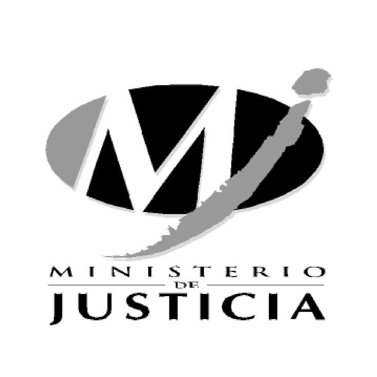 MINISTERIO DE JUSTICIA / Diseñador: Cristian Acevedo / Oficina: Puntonorte Diseño / Año: 1999