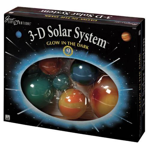 Suspension  décorative Great Explorations - Système Solaire 3D Great Explorations - Système Solaire 3D