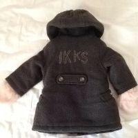 Le manteau fille IKKS à retrouver sur #shopus