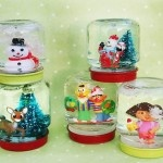 Cute snow globes to make for your students