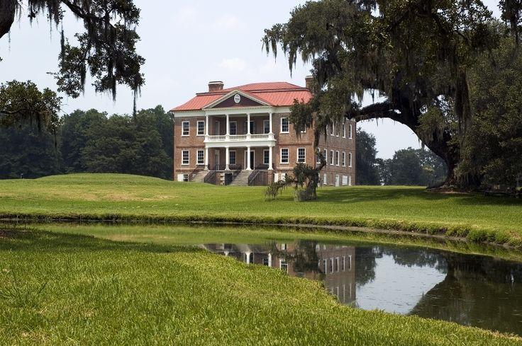 Drayton Hall : Houses Beautiful, Charleston, Beautiful Houses, Plantation House, Finest, Georgian Palladian Plantation, Carolina Travels, Homes, Place